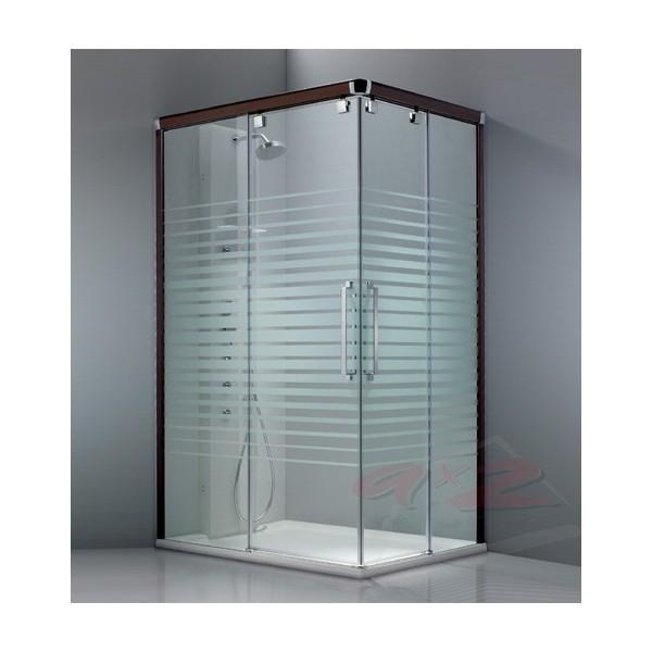Mamparas Para Baño A Medida:Construcciones metálicas González — Mamparas de baño a medida